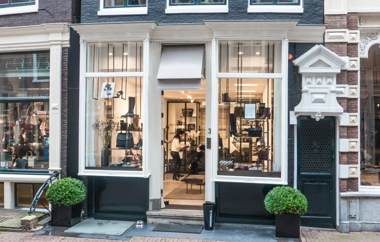 Shoe Diction, Oude Spiegelstraat 3