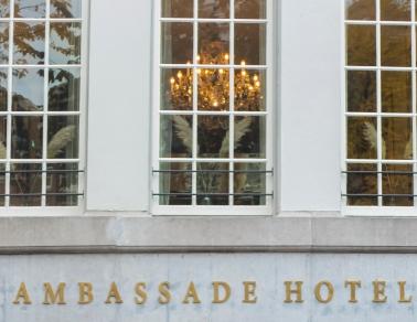 Hotel Ambassade - liebevoll geführtes Kleinod in der Altstadt